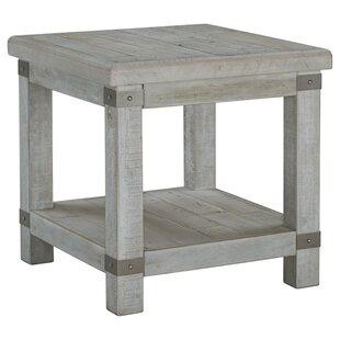 Bargain Altair End Table ByGracie Oaks