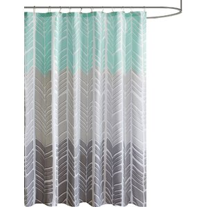 Cherie Printed Shower Curtain
