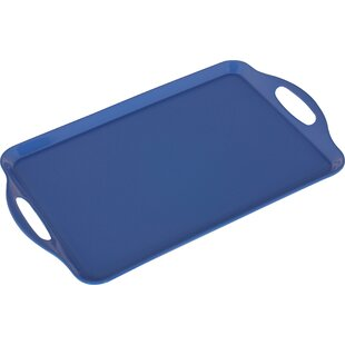 Berklee Rectangular Melamine Serving Tray