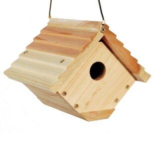 Woodlink Audubon 6in x 5in x 7in Wren Birdhouse