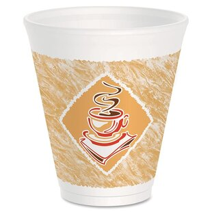 Café G Design Foam Disposable Cup