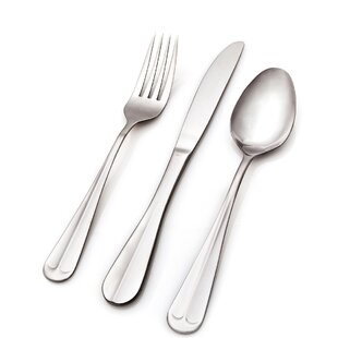 Lexington 18 Piece Flatware Set, Service for 6