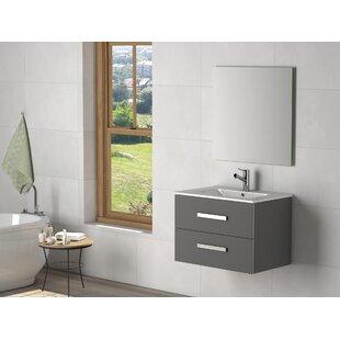 Terence 28 Single Bathroom Vanity Set by Orren Ellis