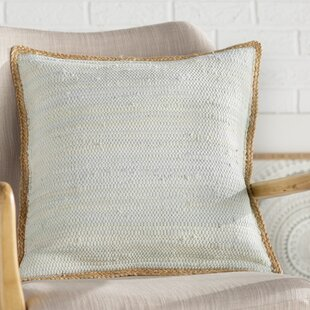 Yarrow Throw Pillow in , Tan