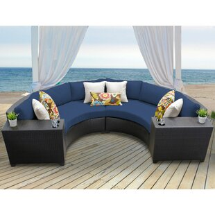 TK Classics Barbados Seating Group with Cushions