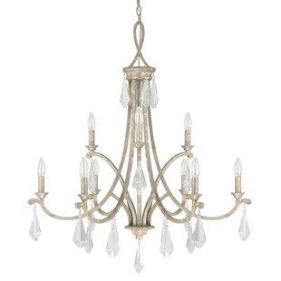 Capital Lighting Harlow 9-Light Chandelier