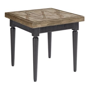 Dani End Table by Highland Dunes