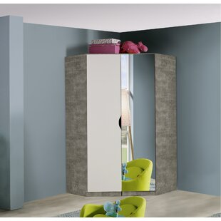 Alvara 2 Door Corner Wardrobe By Rauch