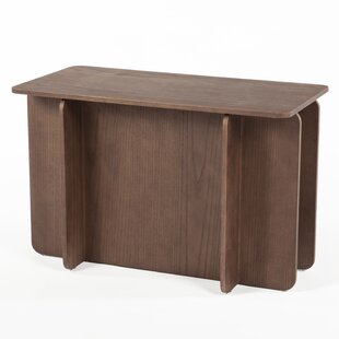 House of Cards End Table by dCOR design