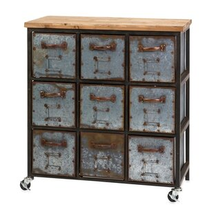 Berenson 9 Drawer Accent Chest..