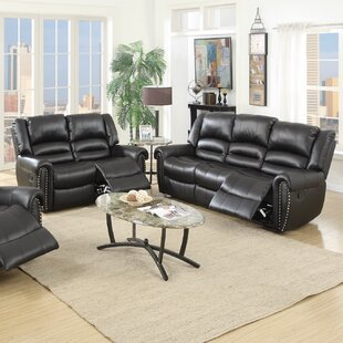 Red Barrel Studio Ingaret Reclining 2 Piece Living Room Set