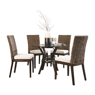 Sanibel 5 Piece Dining Set by Panama Jack..