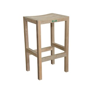 Montego 30 Patio Bar Stool by Anderson Teak