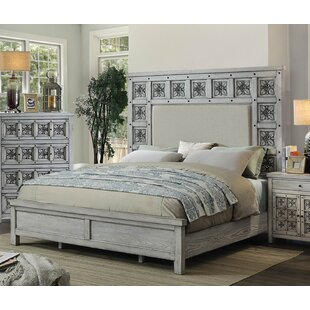 Balfour Falls Panel Bed by Bungalow Rose 2019 Coupon