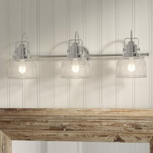 Gotha 3-Light Vanity Light