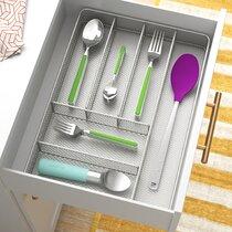 Kitchen Drawer Organizers You Ll Love In 2021 Wayfair