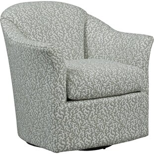 Swivel Barrel Chair by Fairfield Chair