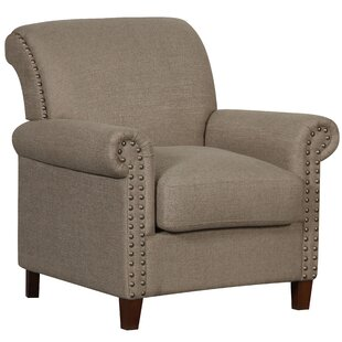 Grayville Traditional Roll Armchair by Alcott Hill