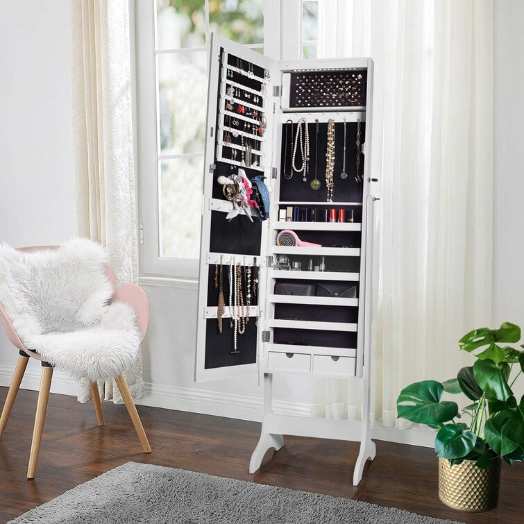 Nouvelle Jewelry Armoire
