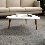 Arianna Coffee Table with Splayed Legs