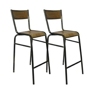 Ayana 74cm Bar Stool (Set Of 2) By Williston Forge