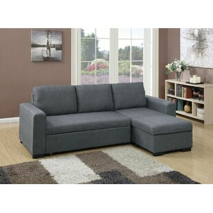 Infini Furnishings Sleeper Sectional