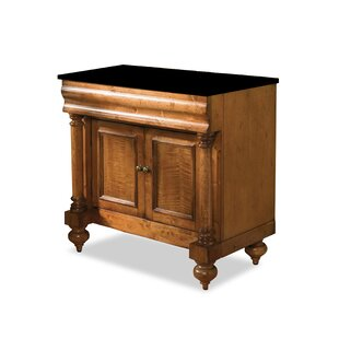 Affordable Guild Hall 36 Distressed Bathroom Vanity Base Only ByKaco International