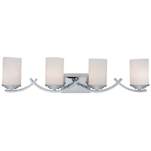 Qualls 4-Light Vanity Light