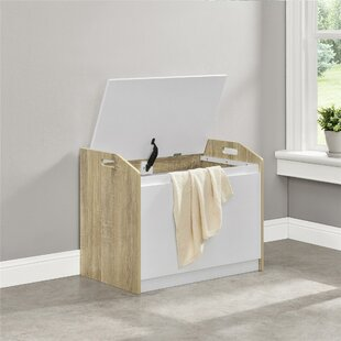 Dempster Laundry Hamper By Ebern Designs