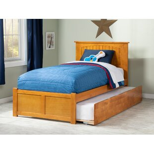 Graham Platform Bed by Beachcrest Home