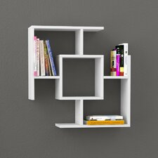 Parantez Floating Shelf by Latitude Run