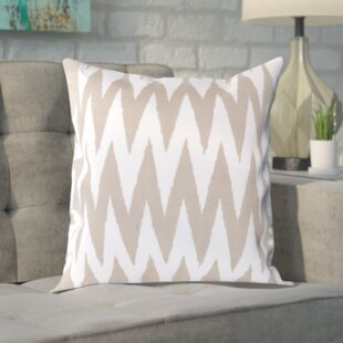 Vaughn 100% Cotton Throw Pillow Cover