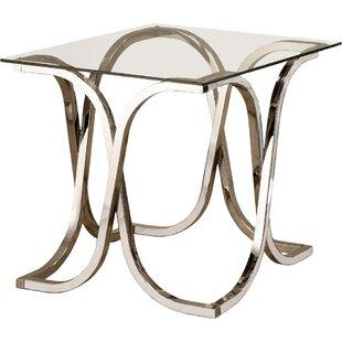 Greenbush End Table by Wildon Home�