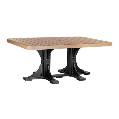 Inger Rectangular 30.25 Inch Table by Ebern Designs Read Reviews