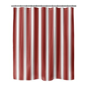 Grenville Stripes Single Shower Curtain