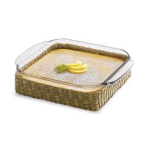 Basics Rectangular Bake Dish with Basket