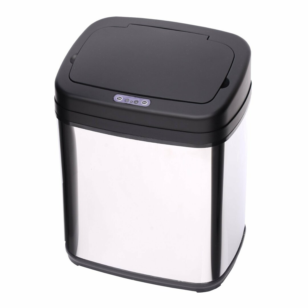 20L Auto Kitchen Bin Sensor Trash Can with Bucket