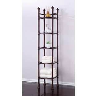 Online Reviews Morecambe 14.17 W x 67 H Shelving By Fleur De Lis Living