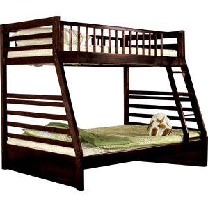 pierre twin over full bunk bed