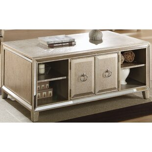 Andrew Home Studio Leanora Coffee Table with Lift Top