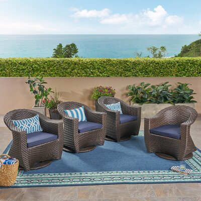 Gaviota Patio Chair With Cushions