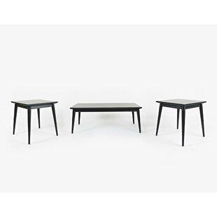 Latitude Run Orosco 3 Piece Coffee Table Set