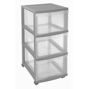 Mildura 3 Drawer Filing Cabinet By Rebrilliant
