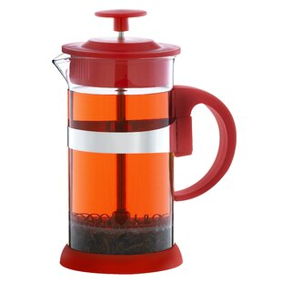 3-Cup Zurich French Press Coffee Maker