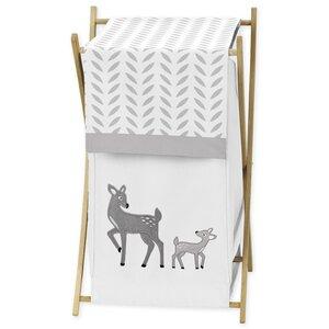 Forest Deer Laundry Hamper