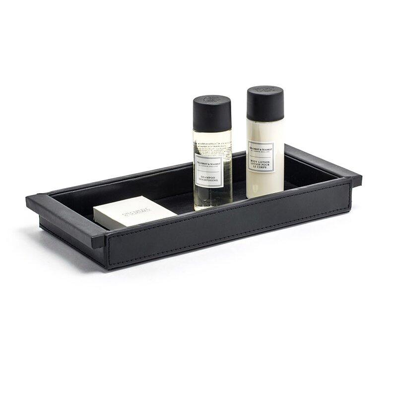 room360°byFOH® London Amenity Bathroom Accessory Tray ...