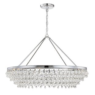 Devanna 8-Light Chandelier..