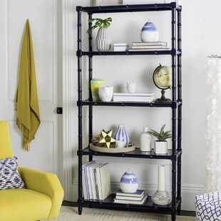 Jordon 4 Tier Etagere Bookcase