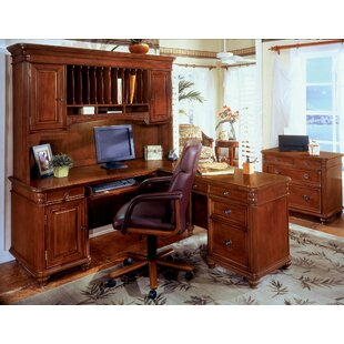 Buckeye 3-Piece L-Shape Desk Office Suite by Red Barrel Studio