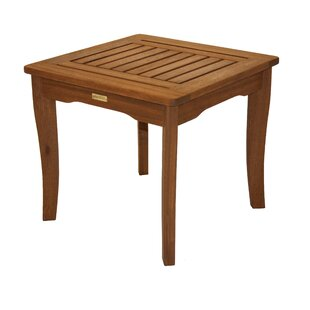 Norton Wood Side Table